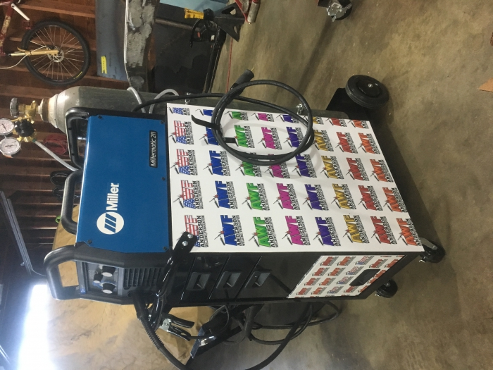 Millermatic 211 Mig Welder With Advanced Auto